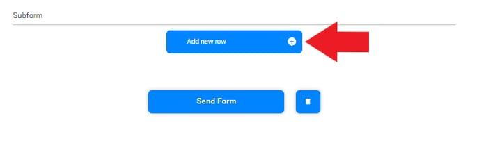 add row